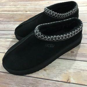 f41c1a8d91d Uggs Men's Black Tasman Slipper #5950